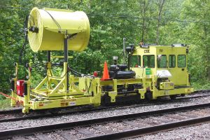 Tunnel Ventilating Machine